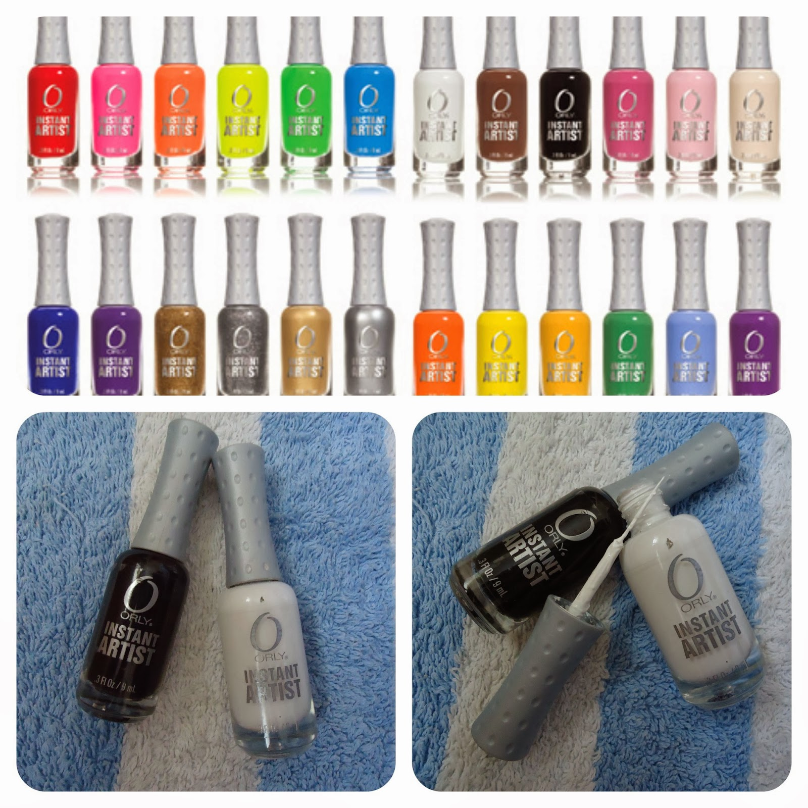 Beautyrobot A Comparison Of Nail Art Pens