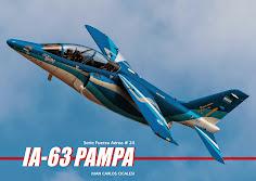 """Serie Aeronaval N°24 IA-63 """"Pampa"""""""