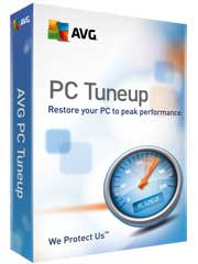 Features of AVG PC tune up:  1.Internet Optimizer:Speeds up your Internet access by tuning settings specifically to your connection type  2.Service Manager:Disables unnecessary services that use up valuable memory, processor power and space  3.Tweak Manager:Customize 280+ Windows settings to improve your system's speed and performance  4.Registry Defrag:Rewrites your registry to consume less memory and give your applications faster access  5.Start up Manager:Frees up system resources by turning off unnecessary programs that run on startup  6.System Information:Provides a comprehensive overview of your PC - invaluable when getting technical support