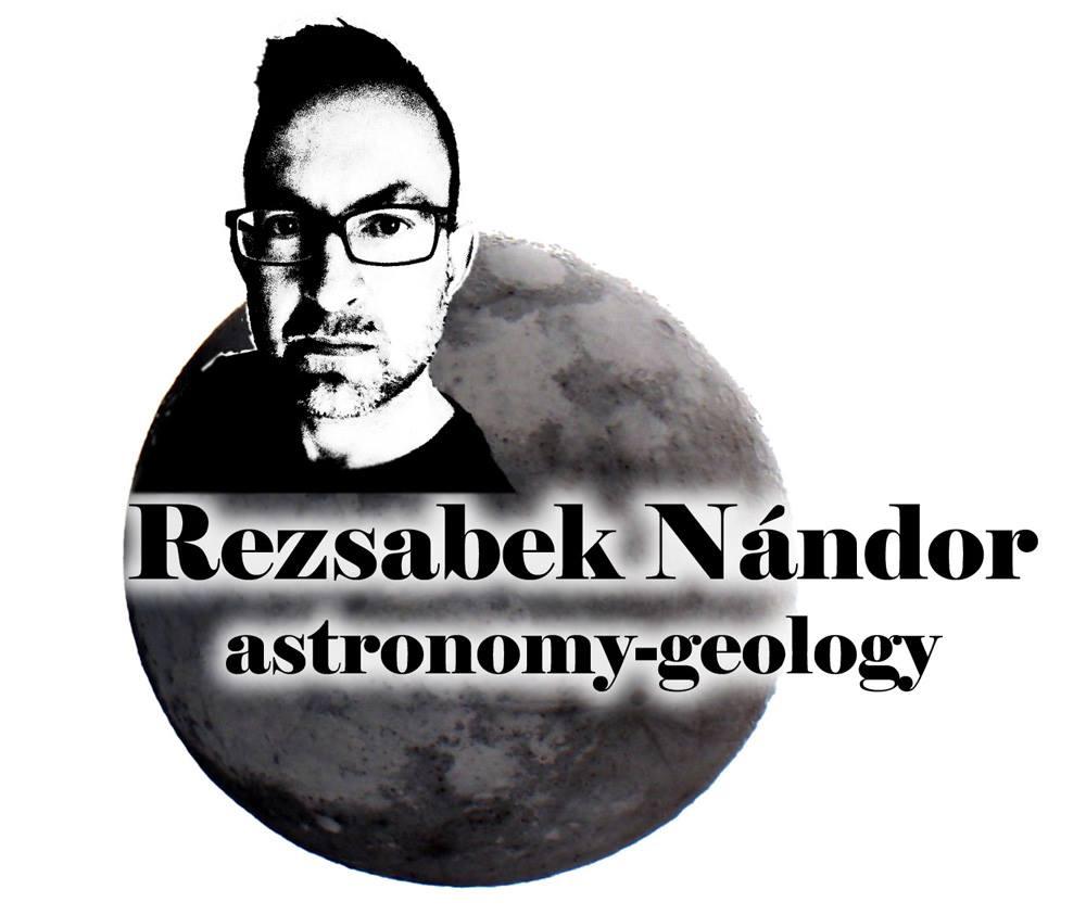 Rezsabek Nándor astronomy-geology