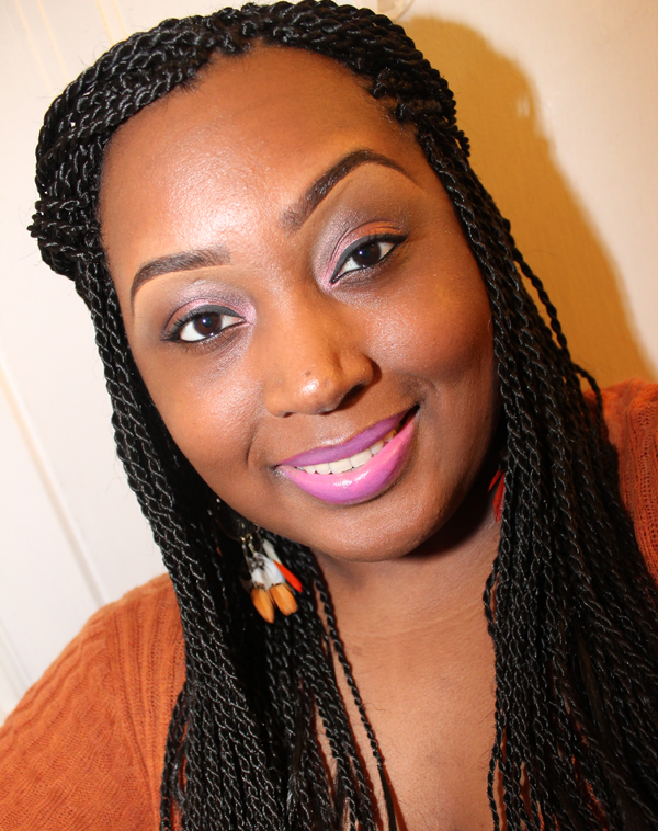 New Hair Senegalese Twists Awkwardly April