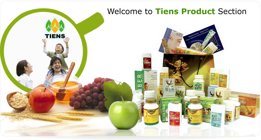 Tiens In Pakistan: Products