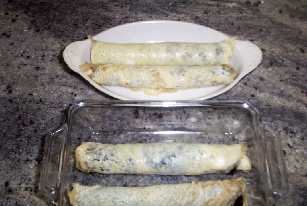 Enjoy Life: Steamed Fish Rolls