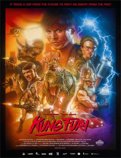 Ver Kung Fury (2015) Online