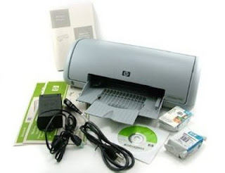 Download Dan Install Driver Printer HP Deskjet 3920 Pada Windows 7