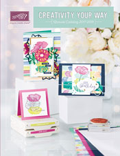 2017-18 Stampin' Up! Annual Catalogue