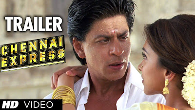 Download Chennai Express (2013) 720p HD Hindi Movie Theatrical Trailer