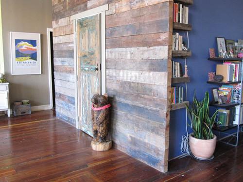 Koradecora inusuales formas de forrar paredes - Forrar paredes de madera ...
