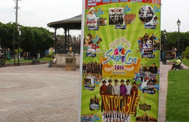 expo feria juventino rosas 2014