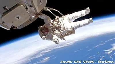 Astronauts are Successful in First of Multiple Spacewalks for Emergency Repairs