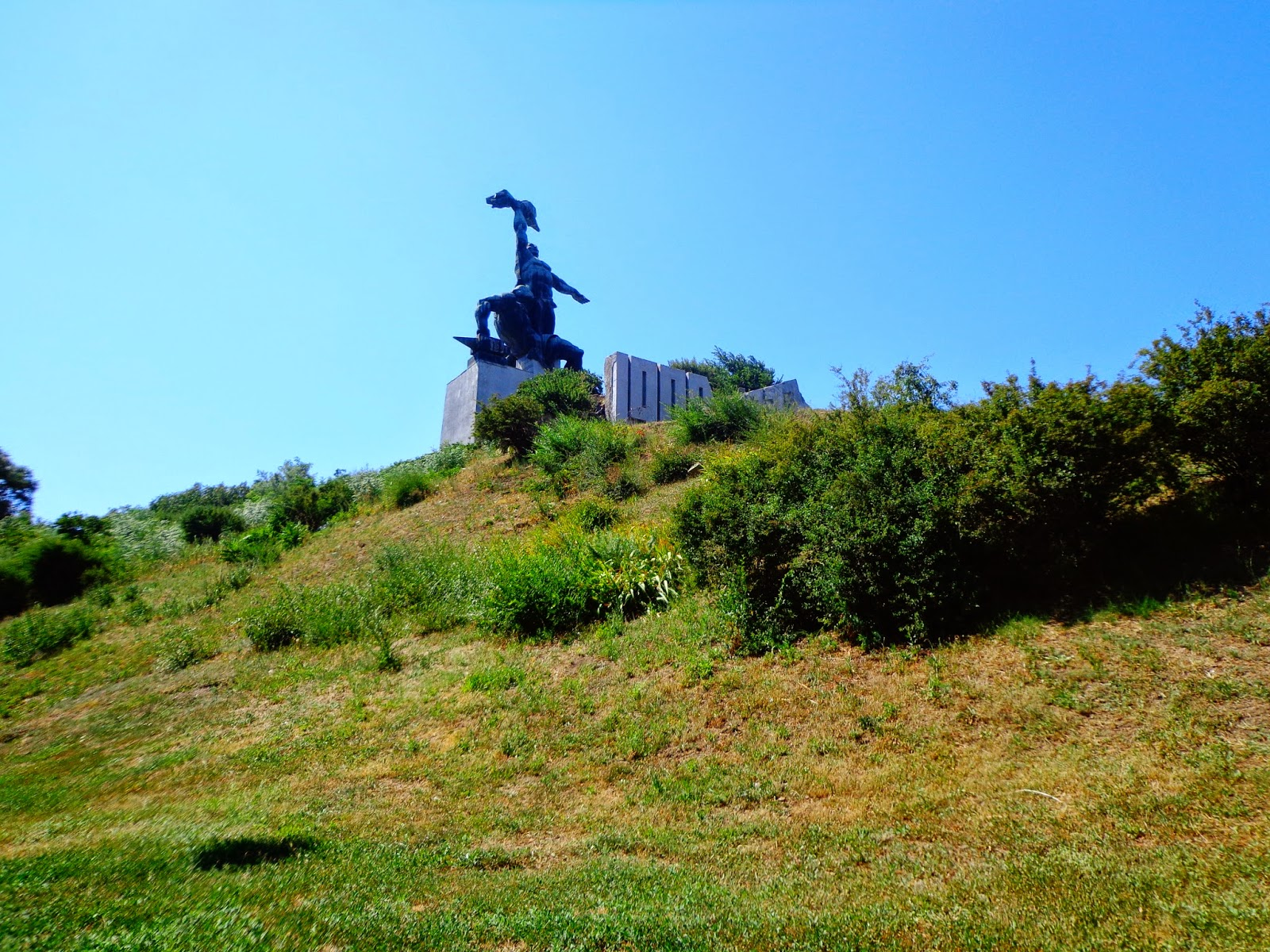 Памятник-Стачке