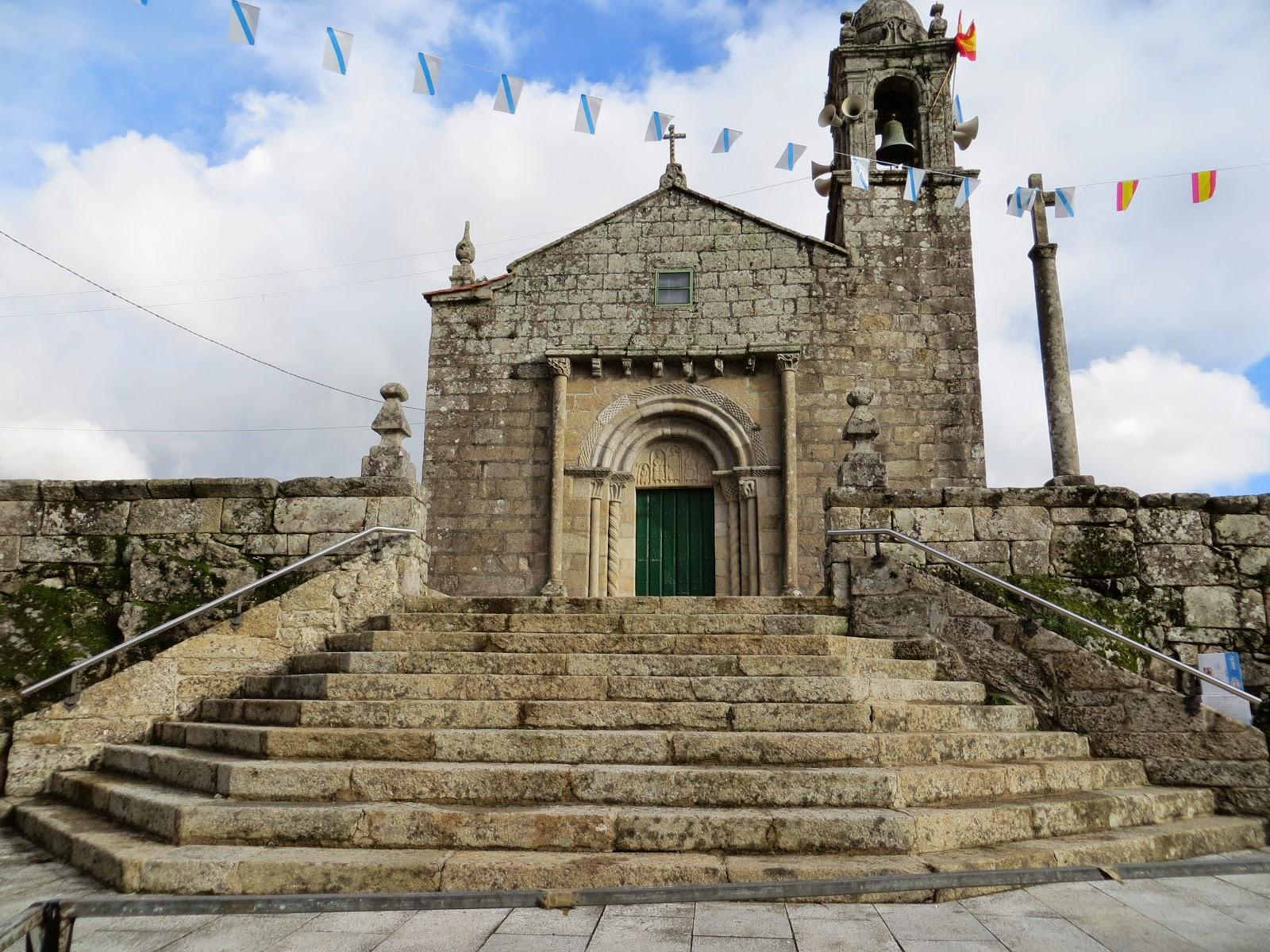 Iglesia de San Martiño, Moaña