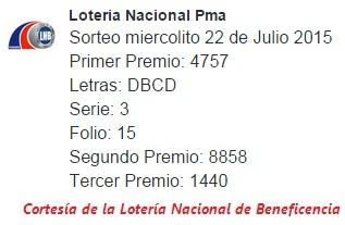 sorteo-miercoles-22-de-julio-2015-loteria-nacional-de-panama