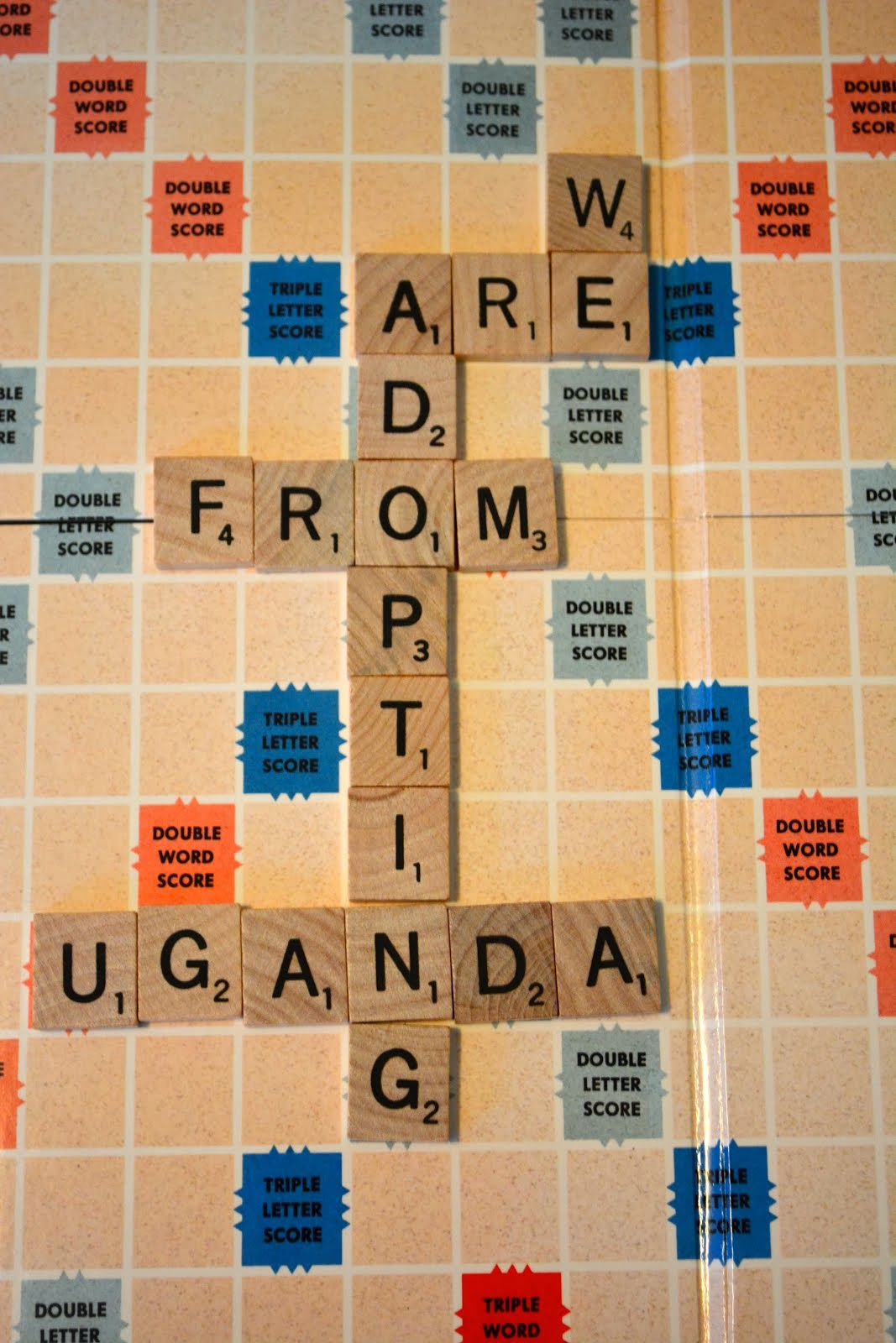 We Love Uganda!!