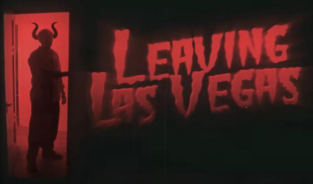 leaving las vegas banner