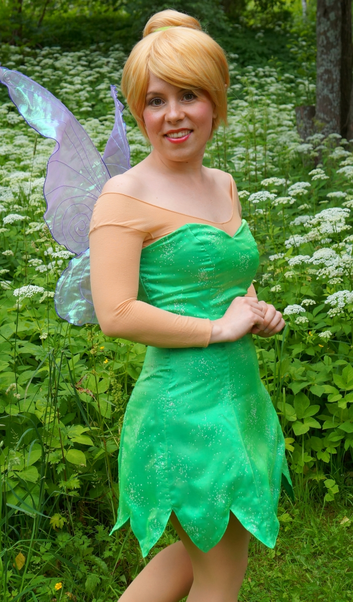 Sweet & Sour Baby: Tinkerbell Adult Cosplay Costume Tutorial - Part ...