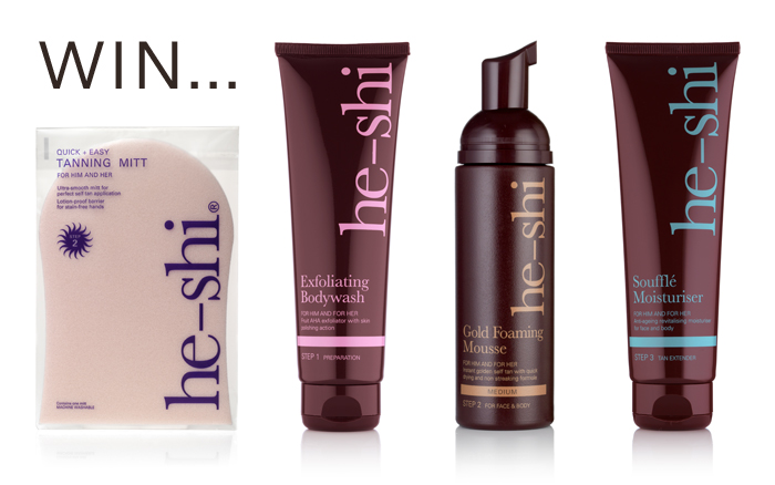 Win a Luxury Tanning Bundle