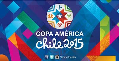 final sepakbola copa america 2015