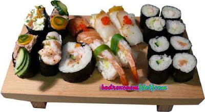 Sushi – Jepang