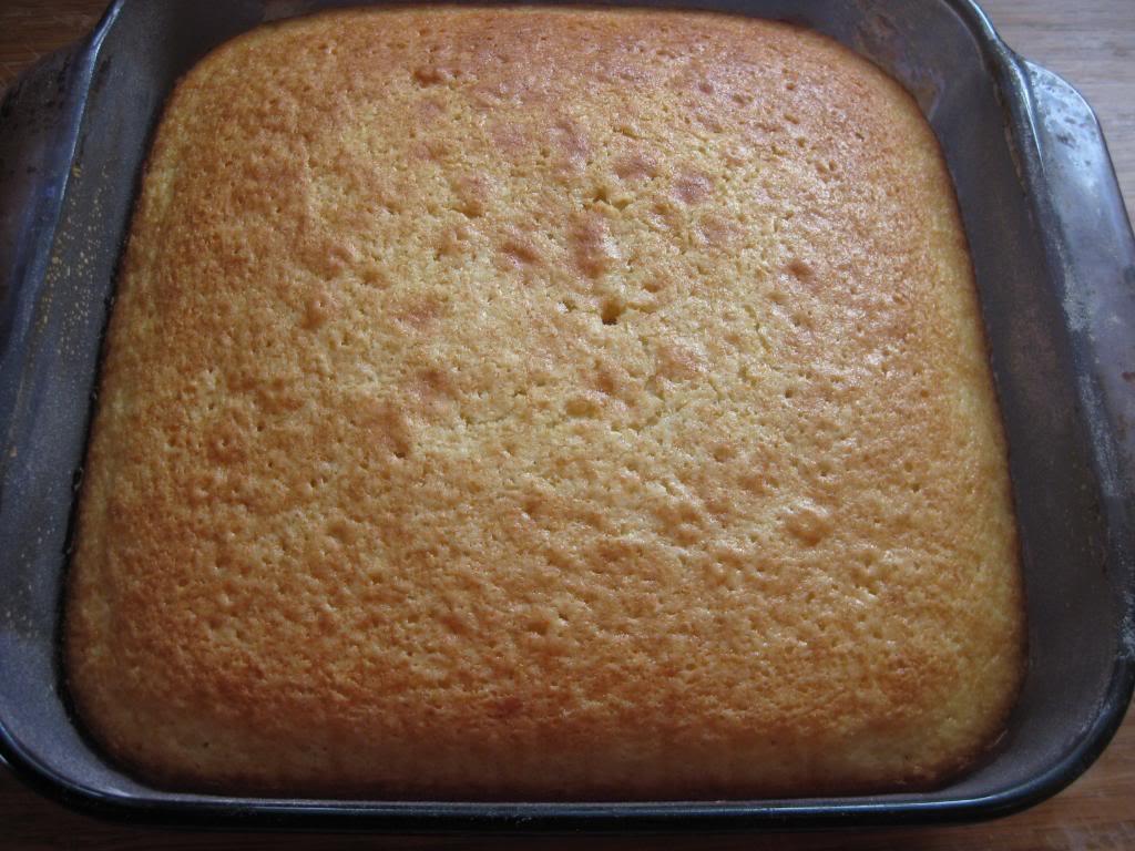 Laugh Love Cook: Basic White Cake