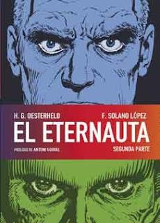 El Eternauta - Segunda parte - H. G. Oesterheld - Solano López
