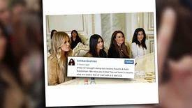 Il y a d'autres filles Kardashian et l'Arménie les adore