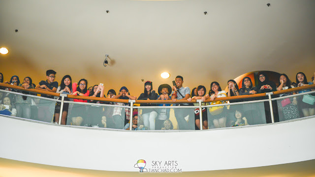 Happy faces at CNBLUE x THE CLASS MEET AND GREET