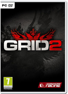 Super Compactado Race Driver: GRID 2 PC