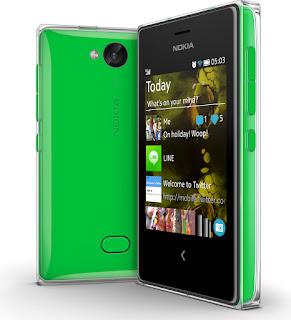 Мобильный телефон Nokia X Dual SIM Green первый смартфон финской компании, работающий на платформе Android