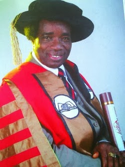 Sir Victor Uwaifo Musician, Artist and Inventor