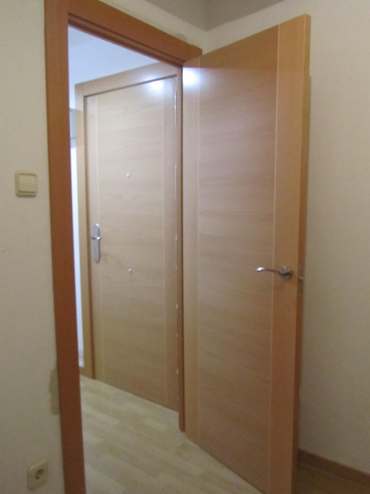 Puertas lozano puerta blindada puertas interior en haya - Puertas haya vaporizada ...
