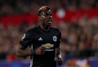I want to play with Neymar – Pogba