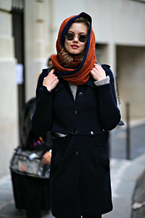 Lindsey Wixson, Paris, January 2015