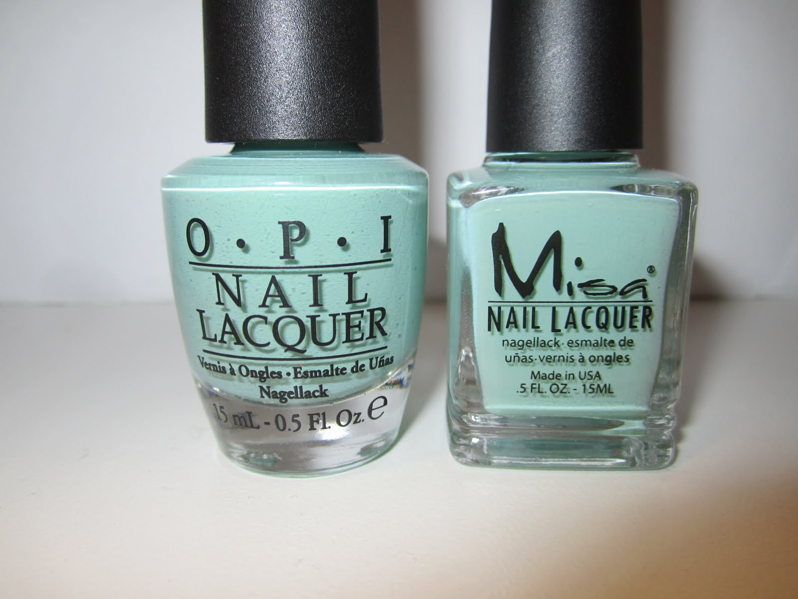 Nail Polish Anon: Misa Hip to my Jive Collection Swatches & Review