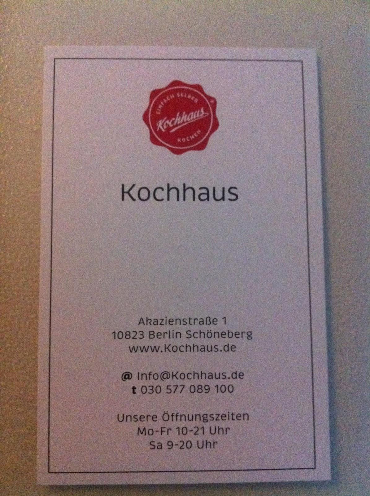 trendqueen kochhaus selber kochen leicht gemacht trendqueen on tour. Black Bedroom Furniture Sets. Home Design Ideas
