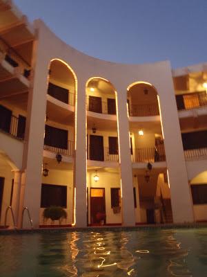 Hotel Zaci's Pool