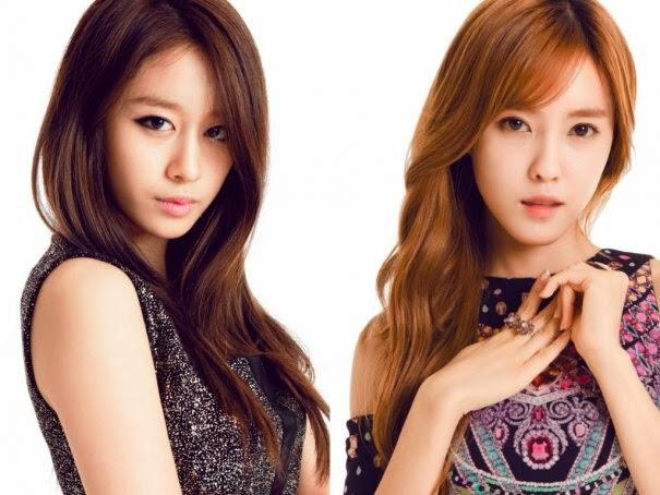 Jiyeon y Hyomin de T-ara tendrán debutarán en solitario