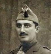 Capitán médico Juan Pérez Ruiz-Crespo