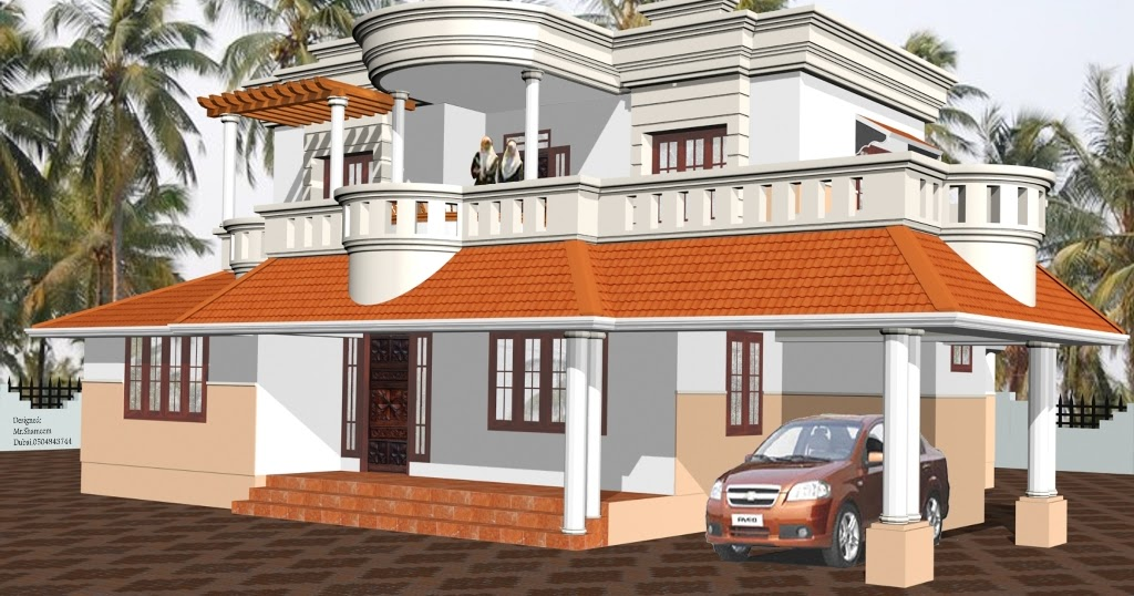 Beautiful Perfect House Designs Roof Designs