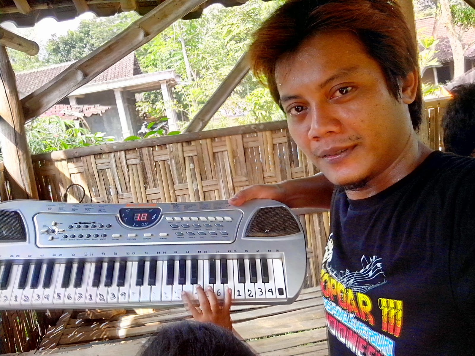 CARA MEMBUAT SERULING DANGDUT KEYBOARD KORG Pa SERIES