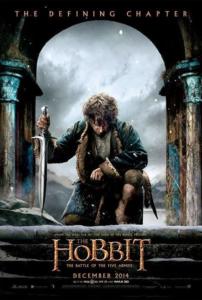 Film The Hobbit: The Battle of the Five Armies 2014 di Bioskop