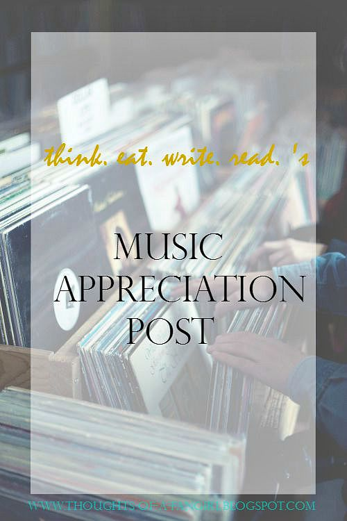 appreciation paper Music appreciation paper of the more contemporary musicals i believe the more recent the musical the easier it is in some aspects because as music has progressed since mozart and beethoven, it lost the classical touch old music had.