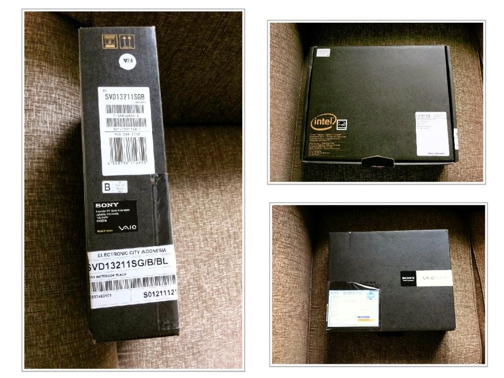 TOKO BLACK MARKET BATAM: Laptop Sony Vaio