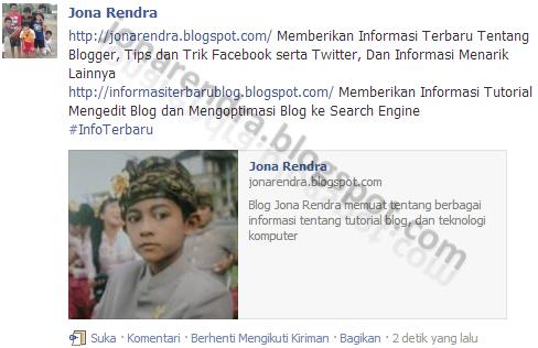 Status Hastag Di Facebook