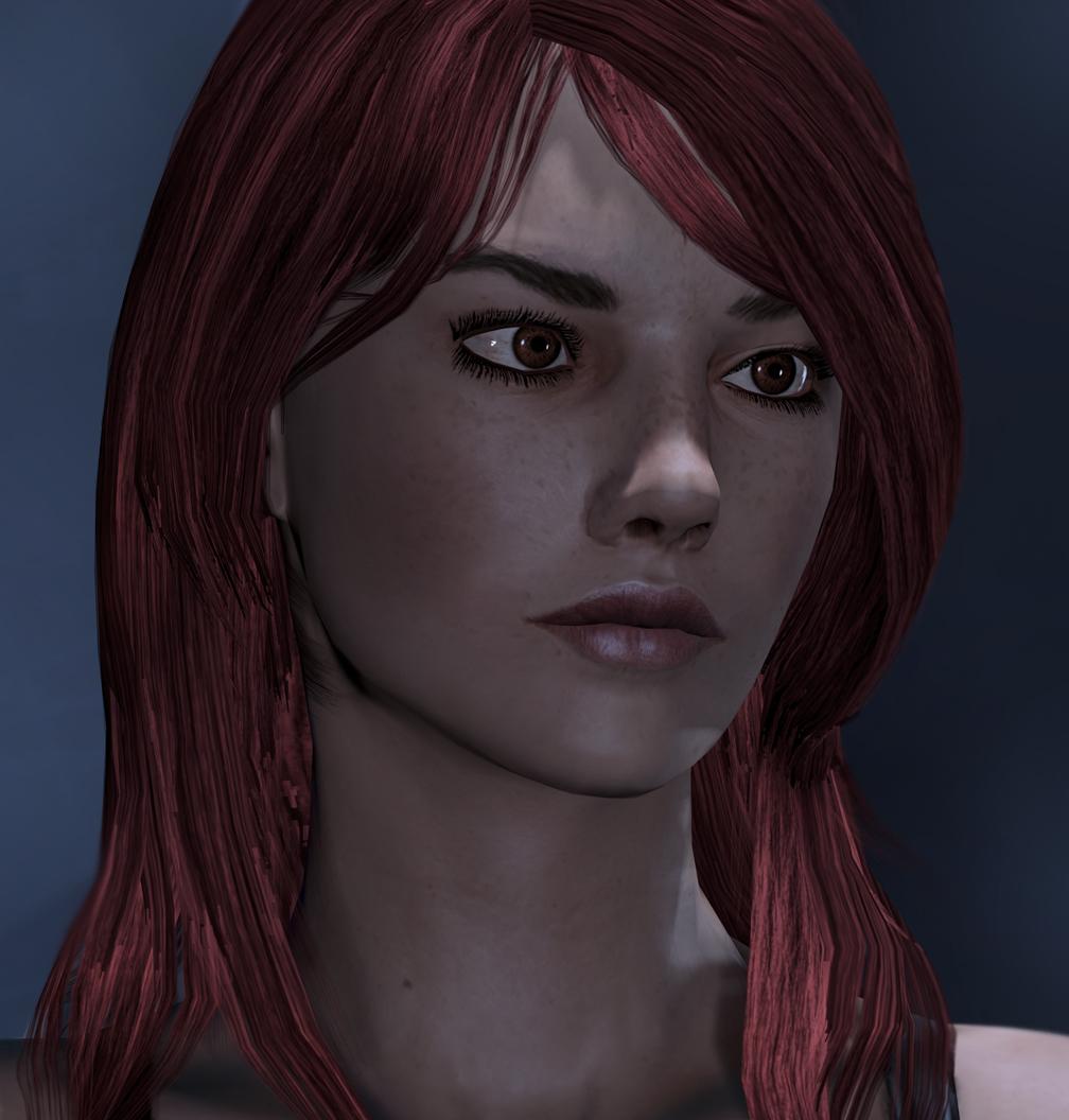 Commander Shepard | Mass Effect Wiki | FANDOM powered by …