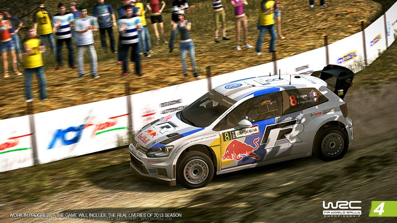wrc 4 fia world rally championship crack only