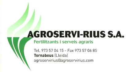Agroservi-Rius Tornabous