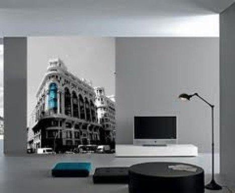 Decora tu casa fotos dise o y decoraci n de dormitorios for Salones minimalistas de diseno