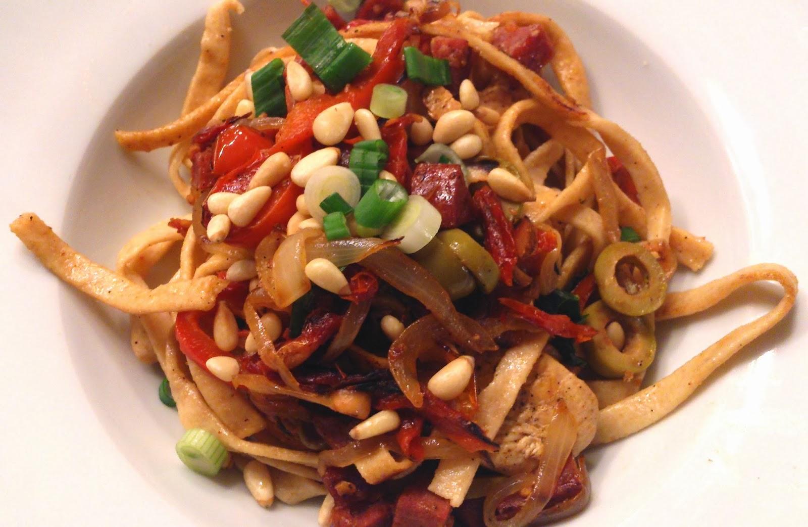 manger avec power fettucinis 224 l italienne sur le pouce