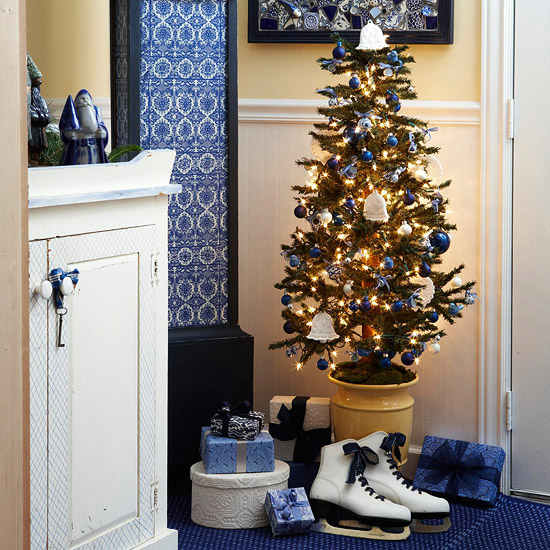 2012 Christmas Decorating Ideas For Small Spaces